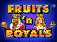Онлайн аппарат Fruits And Royals