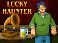 Аппараты Вулкан Lucky Haunter